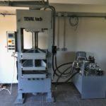 Lis CBA 100 po generalni oprave hydrauliky a elektrovybavy