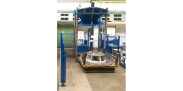 Úprava hydraulického lisu 100 t